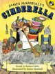 Cover for James Marshall's Cinderella