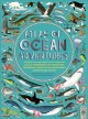 Cover for Atlas of Ocean Adventures: A Collection of Natural Wonders, Marine Marvels ...