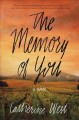 Cover for The memory of you