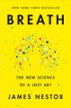 Cover for Breath: the new science of a lost art