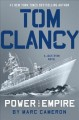 Cover for Tom Clancy: power and empire