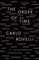 Cover for The order of time