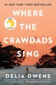Cover for Where the crawdads sing