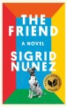 Cover for The friend