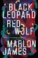 Cover for Black leopard, red wolf