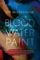 Cover for Blood water paint