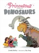 Cover for Princesses Versus Dinosaurs