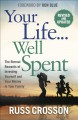 Cover for Your life...well spent