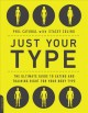 Cover for Just your type: the ultimate guide to eating and training right for your bo...