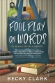Cover for Foul play on words