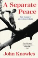Cover for A separate peace