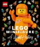 Cover for Lego minifigure: a visual history