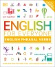 Cover for English for everyone: English  phrasal verbs.