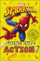Cover for Marvel Spider-man Swing into Action!