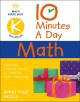 Cover for 10 Minutes a Day Math Kindergarten