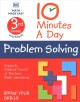Cover for 10 minutes a day problem solving: 3rd grade workbook