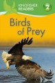 Cover for Birds of prey