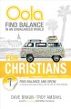 Cover for Oola for Christians: Find Balance in an Unbalanced World: Find Balance and ...