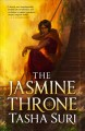 Cover for The Jasmine throne