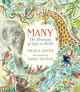 Cover for Many: the diversity of life on Earth