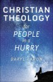Cover for Christian theology for people in a hurry
