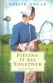 Cover for Piecing It All Together