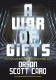 Cover for A war of gifts: an Ender story