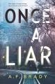 Cover for Once a Liar