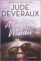 Cover for A forgotten murder