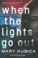 Cover for When the lights go out