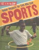 Cover for Maker projects for kids who love sports