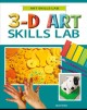 Cover for 3-D art skills lab