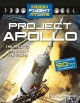 Cover for Project Apollo: the race to land on the Moon