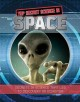 Cover for Top secret science in space