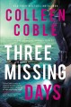 Cover for Three Missing Days