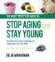Cover for 100 Most Effective Ways to Stop Aging and Stay Young: Scientifically Proven...