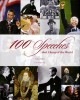 Cover for 100 speeches that changed the world