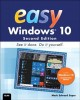 Cover for Easy Windows 10