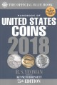 Cover for Handbook of United States Coins 2018: The Official Blue Book