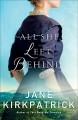 Cover for All she left behind