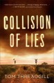 Cover for Collision of lies