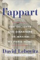 Cover for L'appart: the delights and disasters of making my Paris home