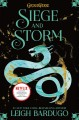 Cover for Siege and storm