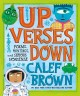 Cover for Up verses down: poems, paintings, and serious nonsense