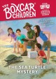 Cover for The Sea Turtle Mystery