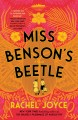 Cover for Miss Benson's beetle: a novel