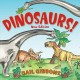 Cover for Dinosaurs!