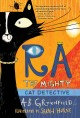 Cover for Ra the mighty: cat detective