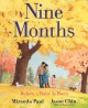 Cover for Nine months: before a baby is born