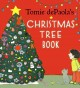 Cover for Tomie dePaola's Christmas tree book.